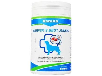 Barfer's Best junior Canina, 350g