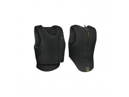0026480 kok6298 safety vest junior frontzip