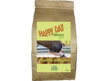 Pamlsky pro koně Happy Day®, ovoce-zelenina