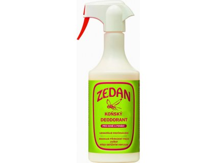 Deodorant pro koně a poníky Zedan, 500ml