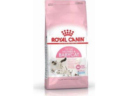 Granule pro kočky Feline Babycat Royal Canin,2kg