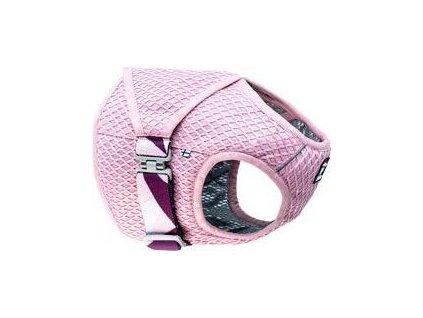 Vesta chladící Hurtta, 40-50cm, pink