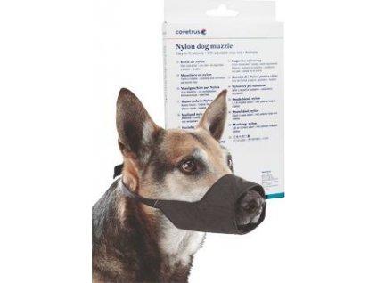 Náhubek fixační pro psy Covetrus, vel. 1, černý