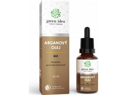 Olej BIO - Arganový Green idea TOPVET, 25ml