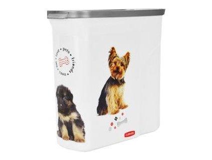 Kontejner na suché krmivo pro psy Curver, 2l