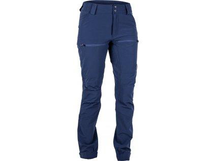 Kalhoty funkční stájové Light UHIP, dámské, mood indigo blue