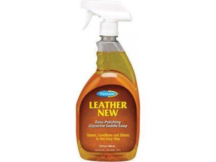Mýdlo na kožené výrobky Farnam, 473ml