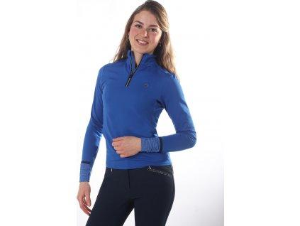Termo triko Loua QHP, dámské, victoria blue