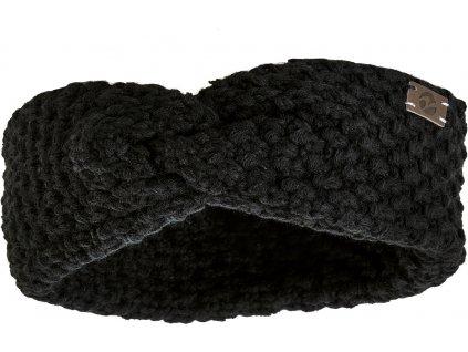 Čelenka zimní Lucy BUSSE, černá
