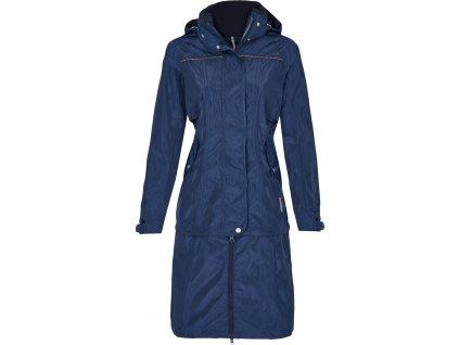 Kabát 2v1 Karism BUSSE, dámský, navy