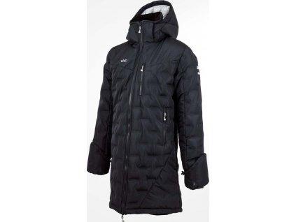 Kabát zimní jezdecký Ice UHIP, pánský, blue graphite grey