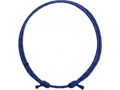 Nákrčník pevný kruhový USG, royal blue/black