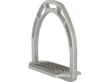 Třmeny Arco Evolution Alupro Aluminium Acavallo, aluminium