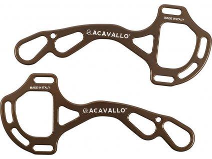 AluPro Hackamore ACAVALLO, bronze