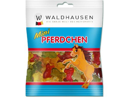 Bonbóny gumoví koníci Waldhausen HARIBO, 100g