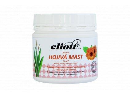 Bylinná hojivá mast Eliott®