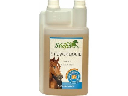 E-Power liquid STIEFEL, láhev 1L s dávkovačem