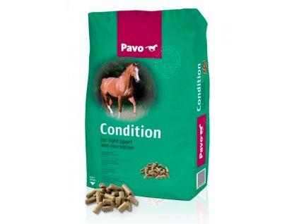 Granule Condition Pavo 20 kg