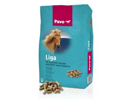 Granule Liga Pavo, 20kg