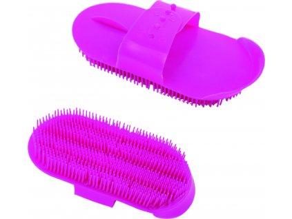 Hřbílko plastové Waldhausen, pink