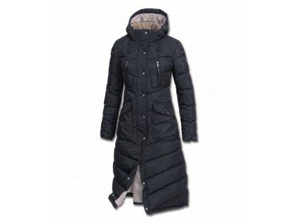 Kabát zimní jezdecký Saphira ELT, černý (Barva schwarz, Velikost XXL)