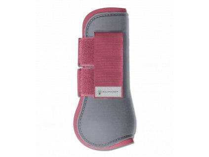 Kamaše na přední nohy Esperia Waldhausen, silver grey/dusky pink