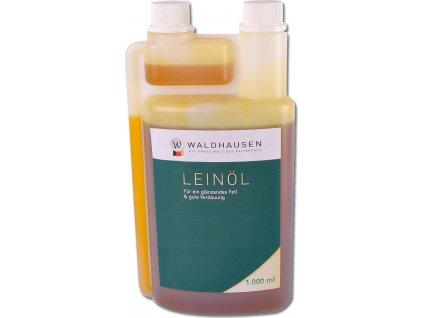 Lněný olej Waldhausen, 1l