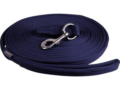 Lonž QHP, 8m, blue