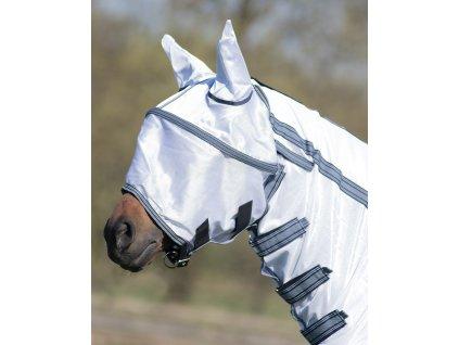 Maska proti hmyzu s ochranou uší Technical QHP, white