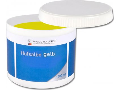 Mast na kopyta Waldhausen, 500ml, yellow