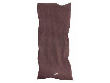 Multifunkční šátek MATT, unisex, hnědý