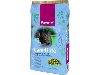 Müsli Care4Life Pavo, 15kg