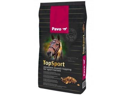 Müsli TopSport Pavo, 15 kg