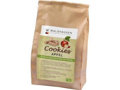 Pamlsky pro koně Cookies Waldhausen, 1kg, jablečné
