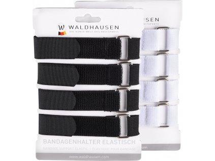 Pásky na bandáže Waldhausen, černé