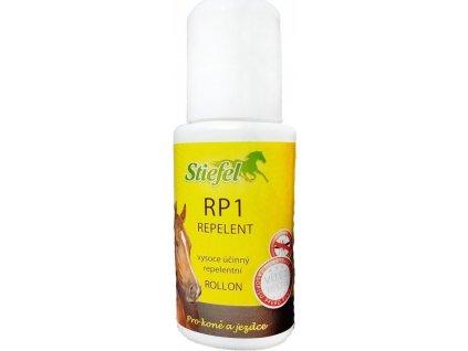 Repelent roll on pro koně i jezdce RP1 STIEFEL, 80ml