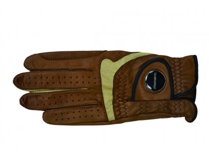 Rukavice jezdecké Arabella, light brown
