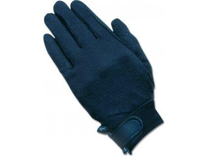Rukavice jezdecké Picot ELT, modré