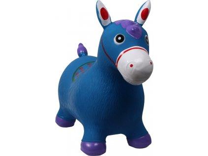 Skákající koník JUMPY QHP, blue