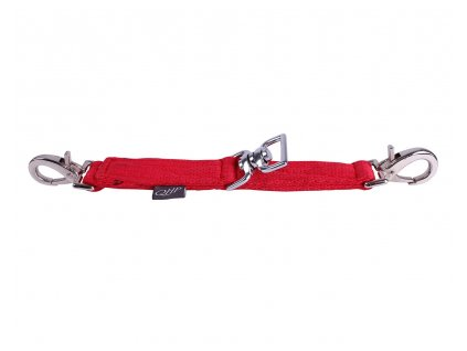 Spojka lonžovací QHP, bright red