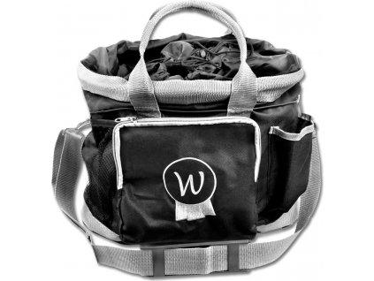 Taška na čištění Waldhausen, black/grey