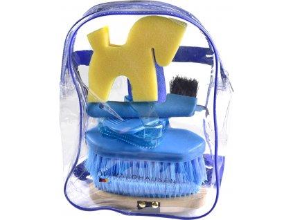 Taška s čištěním Waldhausen, blue