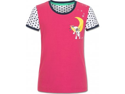 Tričko Vinni Unicorn ELT, azalea
