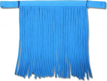 Třásně proti mouchám Waldhausen Salon, azure blue