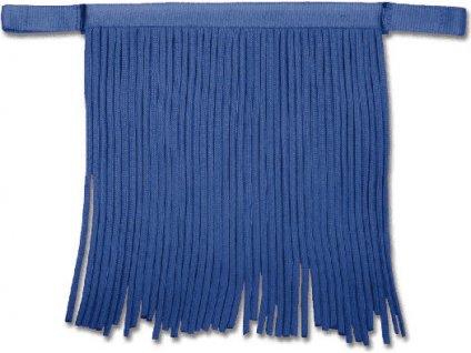 Třásně proti mouchám Waldhausen Salon, blue