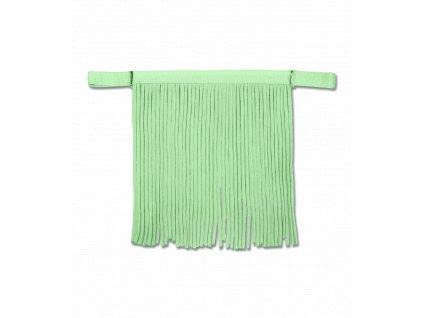 Třásně proti mouchám Waldhausen Salon, pastel green