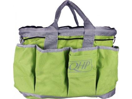 Taška na čištění QHP, lime/grey