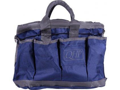 Taška na čištění QHP, navy/grey