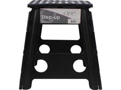 Stolička na nasedání QHP, černá