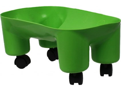 Kolečka ke skákajícímu koníkovi JUMPY QHP, green